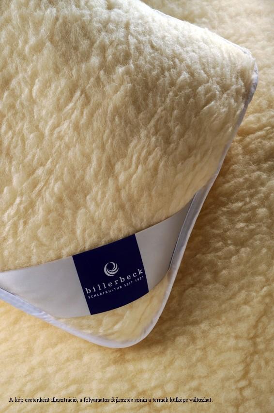 Billerbeck Doris szőrme gyapjú párna 70x90 cm