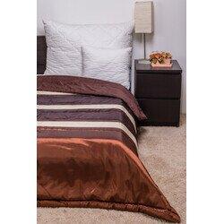 Ágytakaró Elegant Taft Chocolate 235x250cm