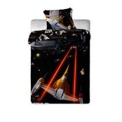Star Wars spaceship 2 részes pamut-vászon gyerek ágyneműhuzat
