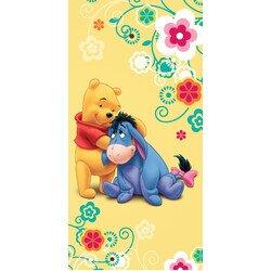 Disney Micimackó és Szamár pamut törölköző 75x150 cm
