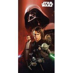 Star Wars pamut torolkozo 75x150 cm