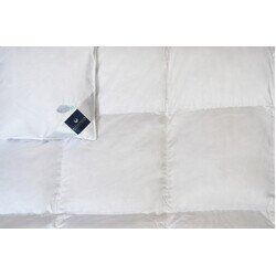 Billerbeck Virgin-Satin casettino pehelypaplan 200x220 cm