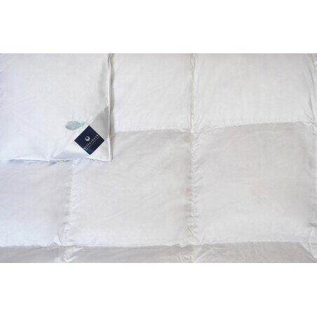 Billerbeck Virgin-Satin casettino pehelypaplan 200x220 cm