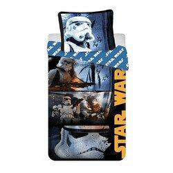 Star Wars Stormtroopers 2 reszes pamut-vaszon gyerek agynemu