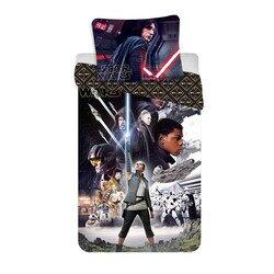 Star Wars VIII. az utolsó jedy 2 részes pamut-vászon gyerek ágyneműhuzat