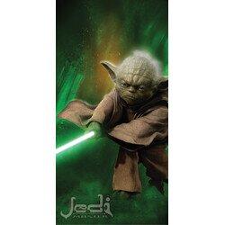 Star Wars Joda pamut törölköző 70x140 cm
