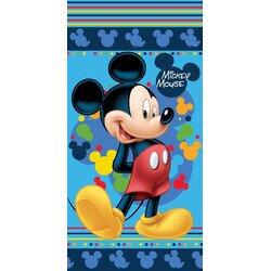 Mickey blue pamut törölköző 70x140 cm