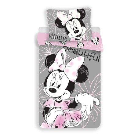 Disney Minnie eger beautiful 2 reszes pamut-vaszon gyerek agynemuhuzat