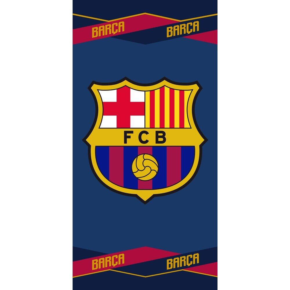 FC Barcelona pamut torolkozo 70x140 cm