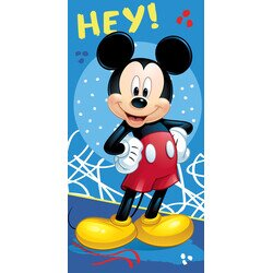 Disney Mickey egér hey pamut törölköző 70x140 cm