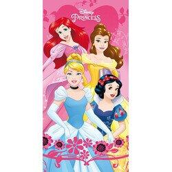 Disney Hercegnők pamut törölköző 70x140 cm