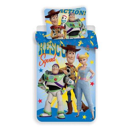 Disney Toy Story 2 reszes pamut-vaszon gyerek agynemuhuzat