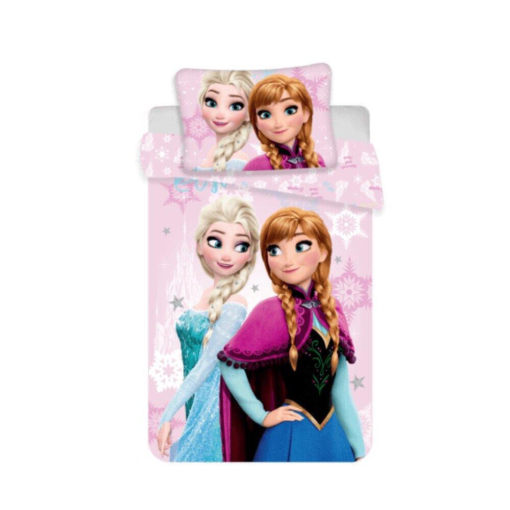 Disney Jegvarazs pink ovis 2 reszes pamut-vaszon agynemu