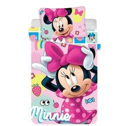 Disney Minnie eger sweet ovis 2 reszes pamut-vaszon agynemu