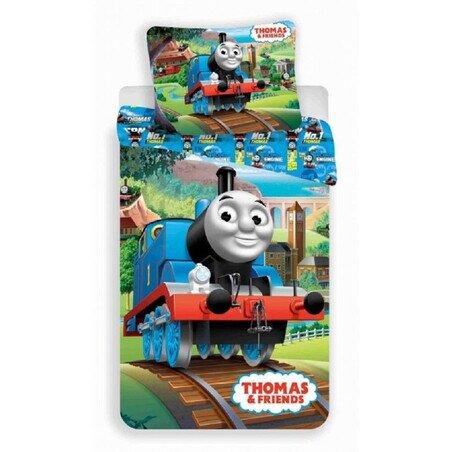 Disney Thomas a gőzmozdony és barátai 2 részes pamut-vászon gyerek ágyneműhuzat