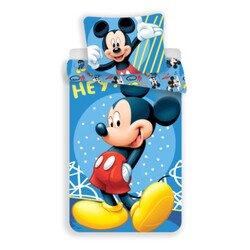 Disney Mickey Hey 2 reszes pamut-vaszon gyerek agynemuhuzat