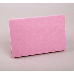 Pamut Jersey matt rózsaszín gumis lepedő 160x200 cm