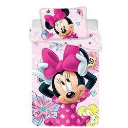 Minnie mouse butterfly Disney pamut-vászon 100x135 cm ovis ágyneműhuzat