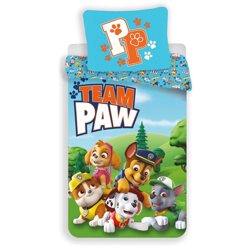Mancs orjarat Paw Patrol csapat 2 reszes Disney pamut-vaszon gyerek agynemu
