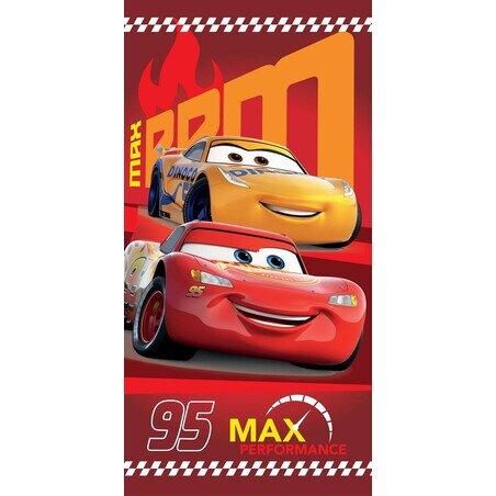 Disney Verdak 95 red pamut torolkozo 70x140 cm