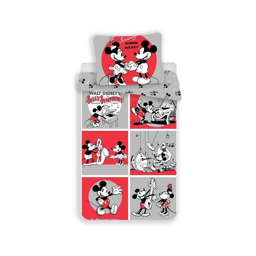 Disney Minnie es Mickey eger classic 2 reszes pamut-vaszon gyerek agynemu