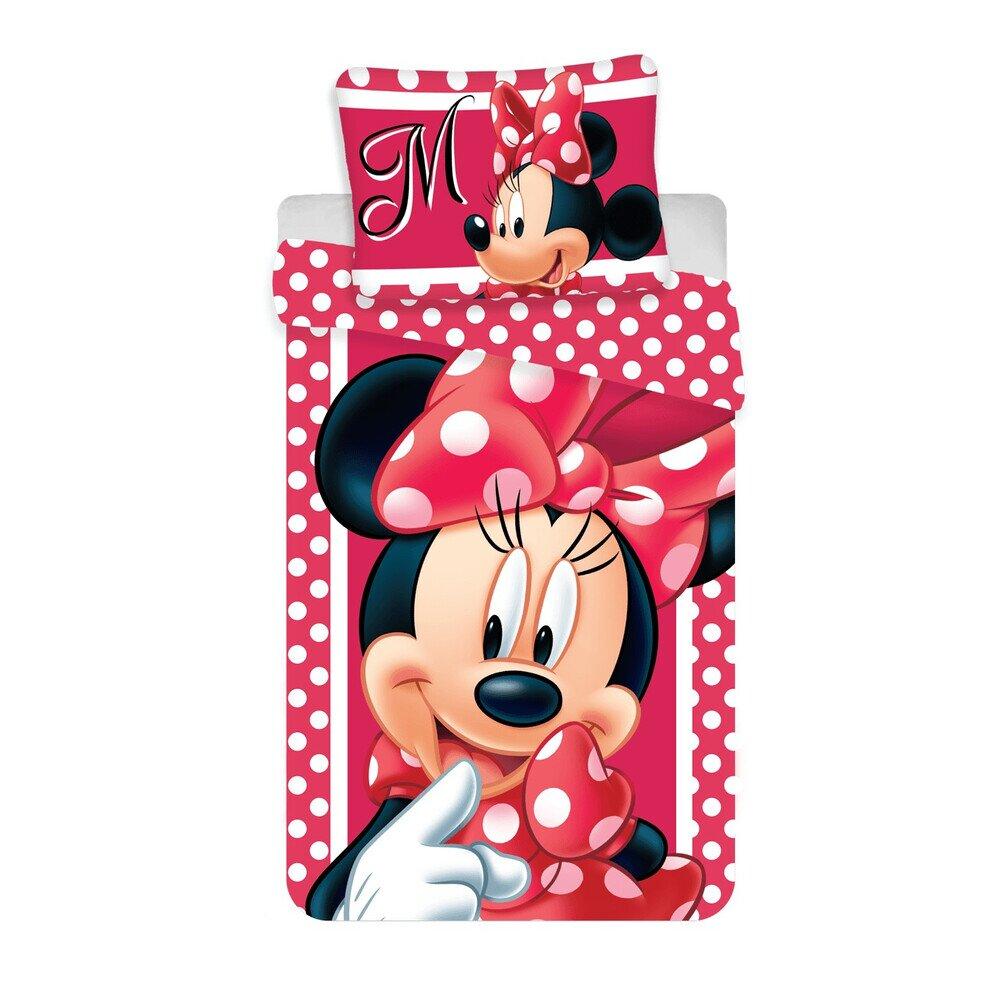 Disney Minnie eger dots 2 reszes pamut-vaszon gyerek agynemu