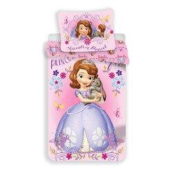 Sofia Hercegno Magic 2 reszes Disney pamut-vaszon gyerek agynemuhuzat