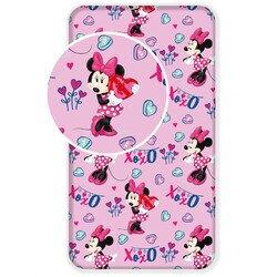 Disney Minnie eger pink gyerek pamut lepedo