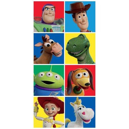 Disney Toy Story 4 pamut torolkozo 70x140 cm