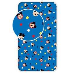 Disney Mickey egér hello gyerek pamut lepedő