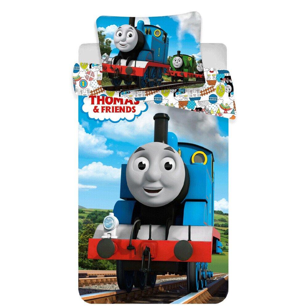 Disney Thomas a gozmozdony Funny ovis 2 reszes pamut-vaszon agynemuhuzat