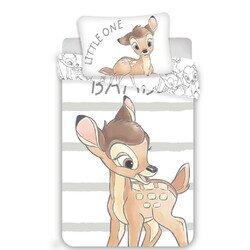 Disney Bambi stipe ovis 2 reszes pamut-vaszon agynemu