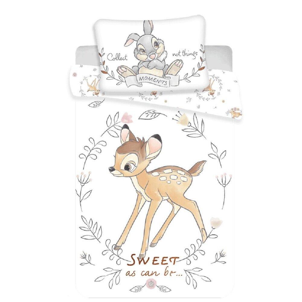 Disney Bambi sweet ovis 2 reszes pamut-vaszon agynemu