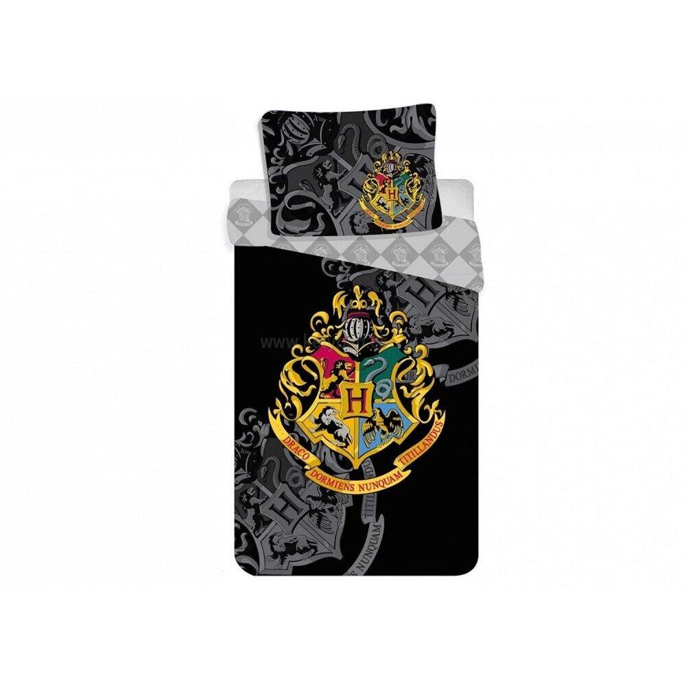 Harry Potter 2 reszes pamut-vaszon gyerek agynemuhuzat