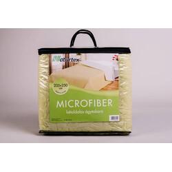 Naturtex ágytakaró Emily microfiber bézs-zöld 235x250cm