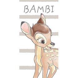 Bambi pamut torolkozo 70x140 cm