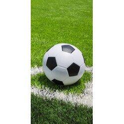 Football pamut torolkozo 70x140 cm