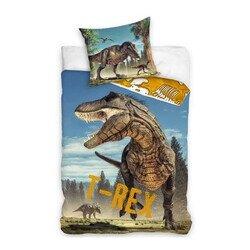 Ágyneműhuzat T-rex jurassic world