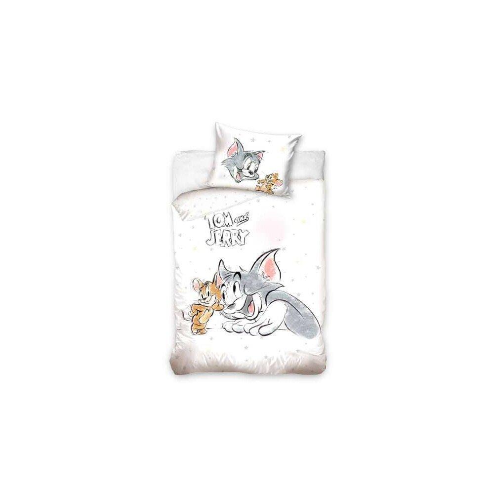 Ágyneműhuzat Tom és Jerry
